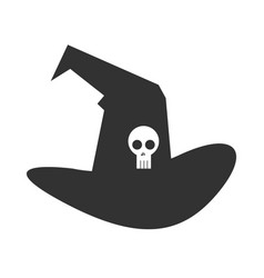 Cure witch hat vector