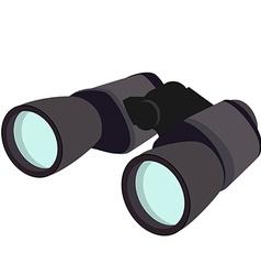 Grey binocular vector
