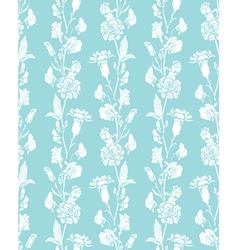 blue flowers 4 380 vector image