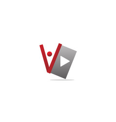 Studio movie service production vector