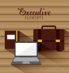 Business elements design vector