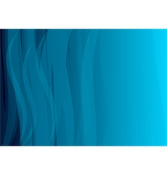 abstract simple background in blue color vector image vector image