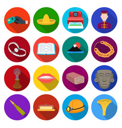 Tourism leisure business and other web icon in vector
