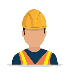 Worker industry design vector image