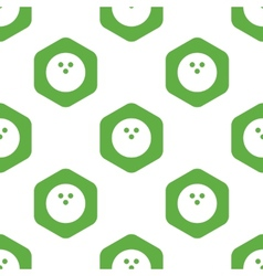 Bowling ball pattern vector
