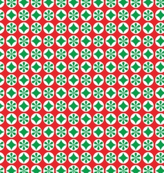 Red green holiday vector
