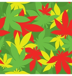 Rasta pattern vector