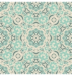 Abstract seamless vintage luxury ornamental vector image
