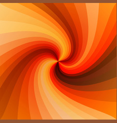 Red hot twist abstract background vector