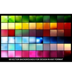 Creative concept background vector image