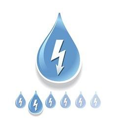 Water energy vector