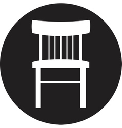 Furniture icon vector