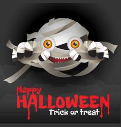 monster evil vector image vector image