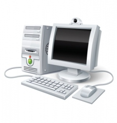 computers vector image