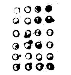 blot vector image vector image