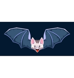cartoon of Bat vector image vector image