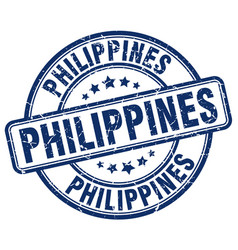 Philippines stamp vector