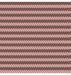 Optical stripe seamless pattern vector