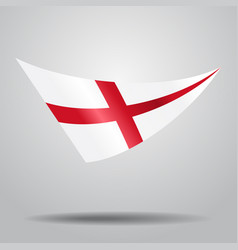 English flag background vector