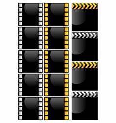 video frame vector image