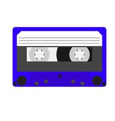 Cassete vector image