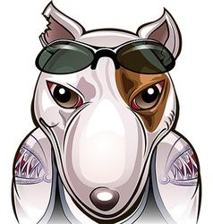Mob terrier vector image vector image