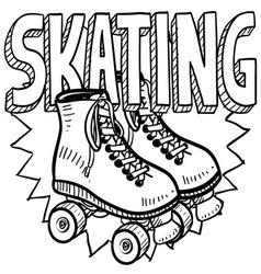 Skating vector