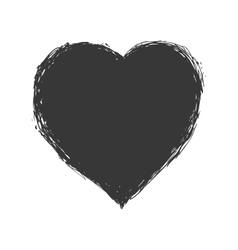 Heart icon love design graphic vector