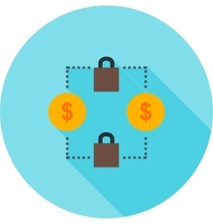 Secure transactions vector