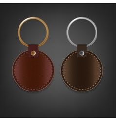Leather Trinket 06 A-03 vector image