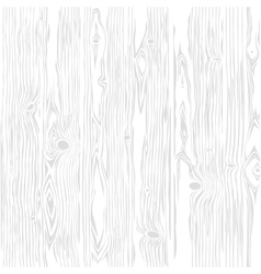 White Wooden Seamless Background Vertical vector image vector image