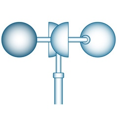 Anemometer vector