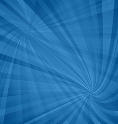 Blue double spiral pattern background vector