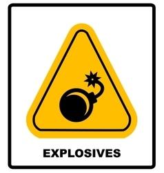 Label bomb vector