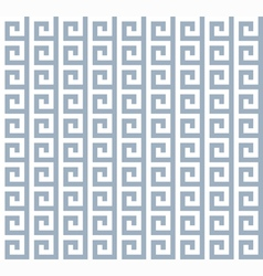 Seamless greece pattern vector image vector image