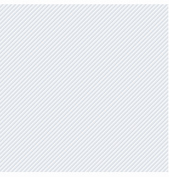 White corrugated oblique seamless pattern vector