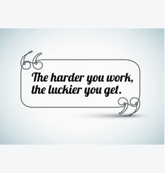 Quote about work vector