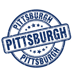 Pittsburgh stamp vector
