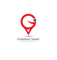 - compass signs and symbols logo vector