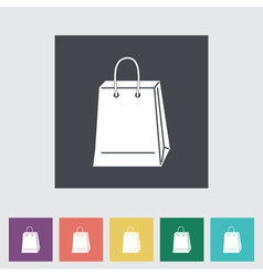 bag store vector image vector image