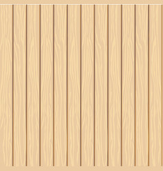 Wood plank with soft brown background vector
