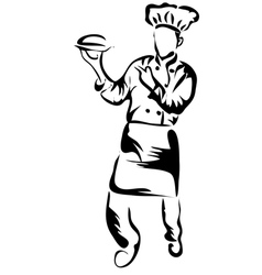 Chef full vector