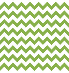 green spring chevron seamless pattern background vector image