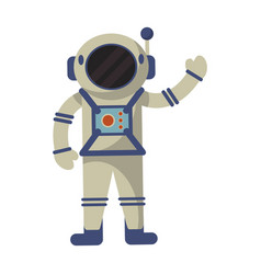Astronaut exploration suit space vector