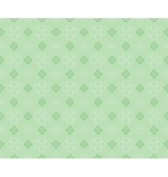 seamless pattern for St Patricks Day vector image vector image