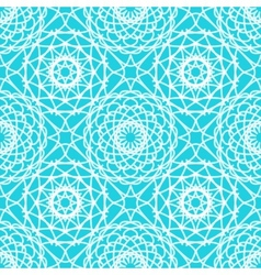 Vintage lace seamless pattern vector