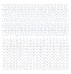 Background for certificate vouchernoteguilloche vector