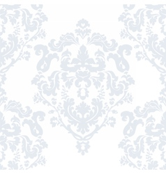 Damask classic royal elegant pattern vector