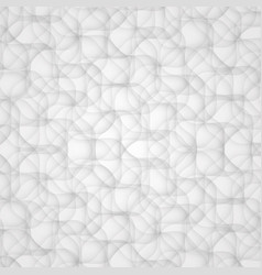 abstract pattern seamless white texture floral vector image