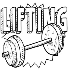 Lifting vector